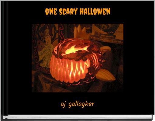 one scary hallowen