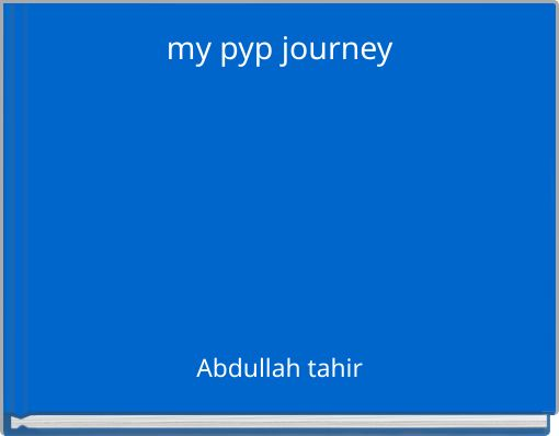 my pyp journey