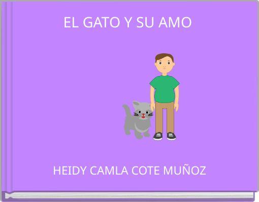 EL  GATO Y SU AMO