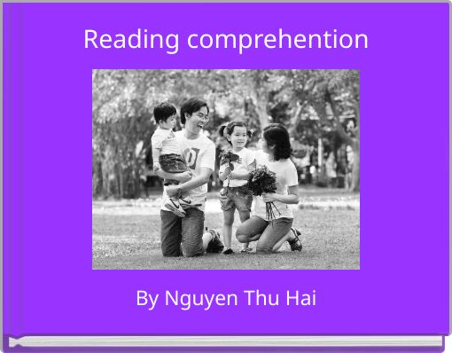 Reading comprehention