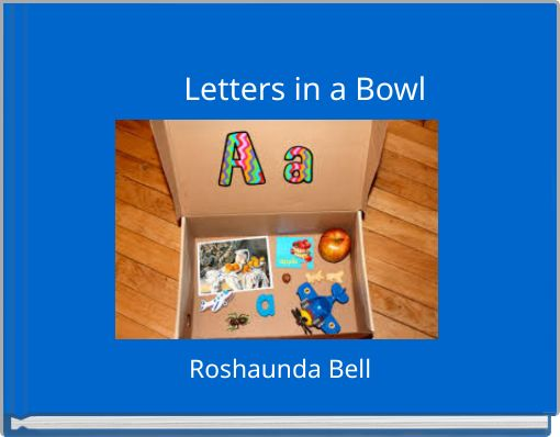 Letters in a Bowl