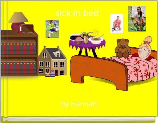 sick in bed