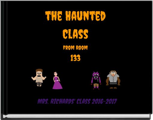 the HauntedClassfrom Room133