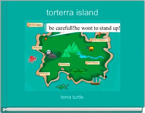 torterra island