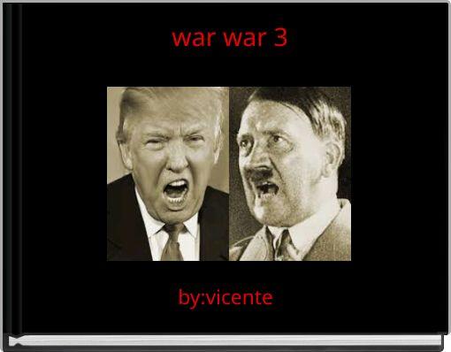 war war 3