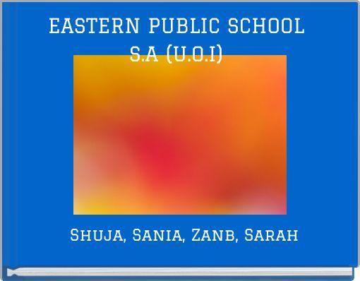 EASTERN PUBLIC SCHOOLS.A (U.O.I)