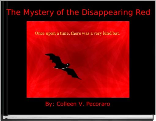 The Mystery of the Disappearing Red
