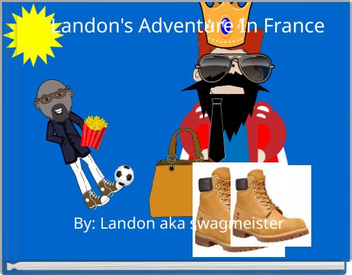Landon's Adventure In France