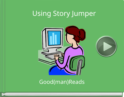 Book titled 'Using Story Jumper'