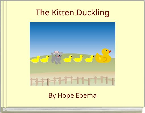 The Kitten Duckling