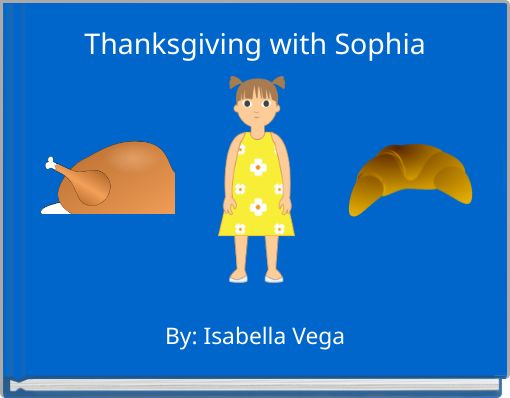 Thanksgiving with Sophia