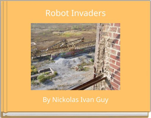 Robot Invaders