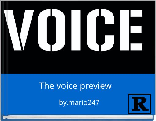 The voice preview