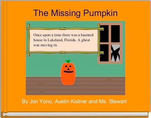 The Missing Pumpkin