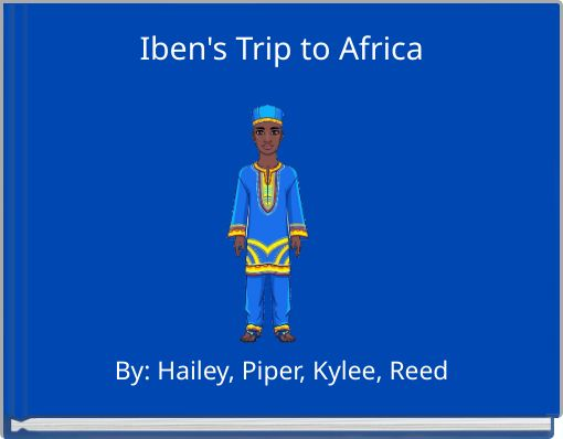 Iben's Trip to Africa