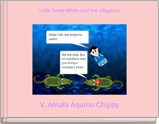 Little Snow White and the alligators