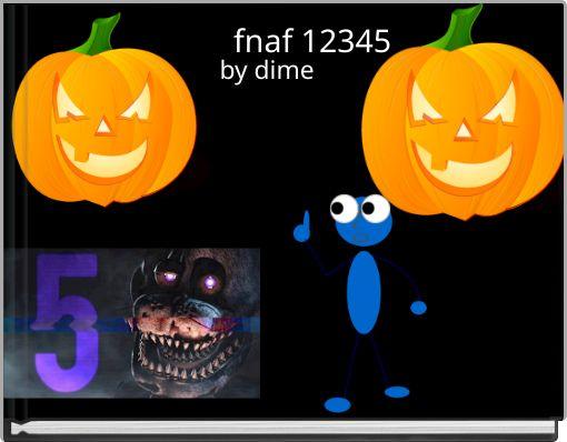 fnaf 12345