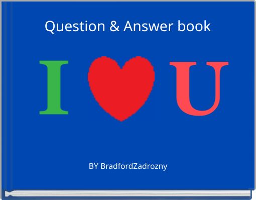 Question & Answer book