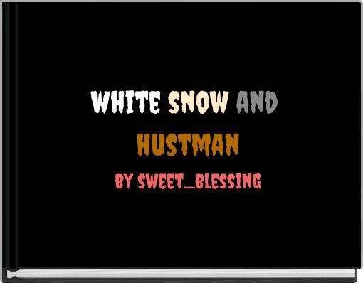 white snow and hustmanby sweet_blessing