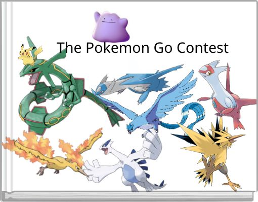 The Pokemon Go Contest