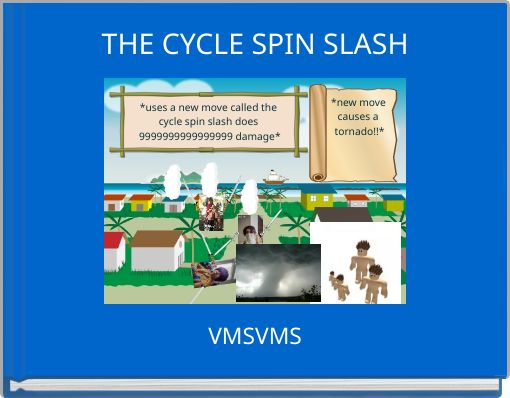 THE CYCLE SPIN SLASH