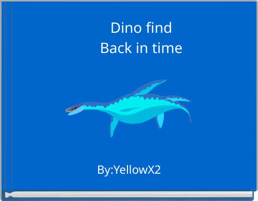 Dino findBack in time