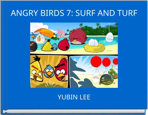 ANGRY BIRDS 11: SURF AND TURF