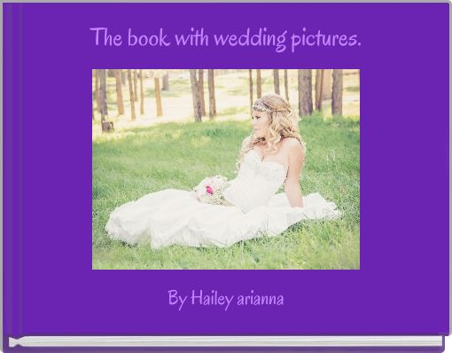 The book with wedding pictures.
