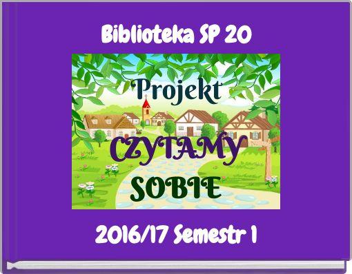 Biblioteka SP 202016/17 Semestr 1