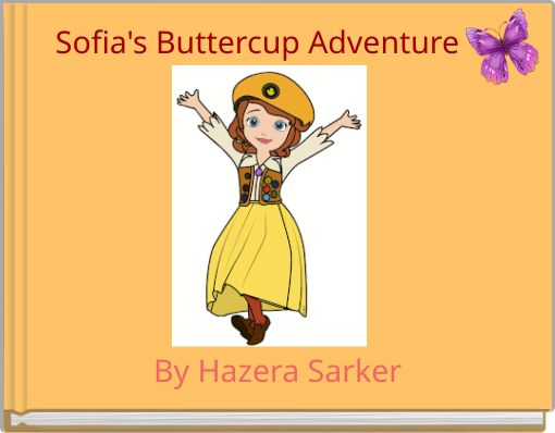 Sofia's Buttercup Adventure