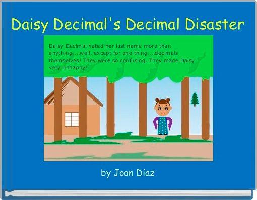 Daisy Decimal's Decimal Disaster