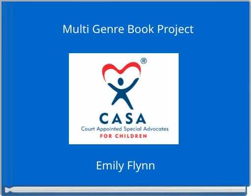 Multi Genre Book Project