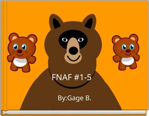 FNAF #1-5