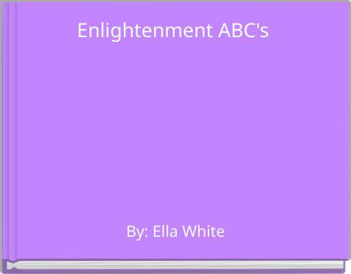 Enlightenment ABC's