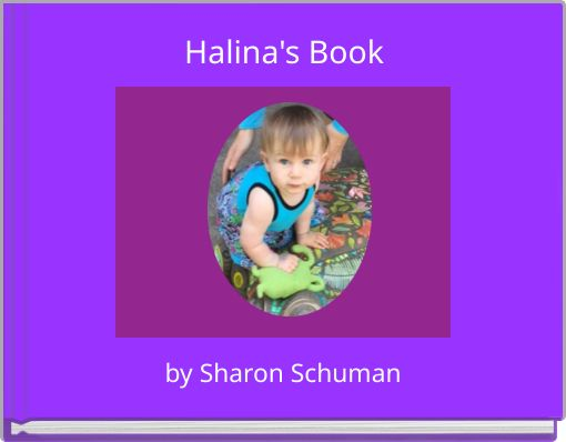 Halina's Book