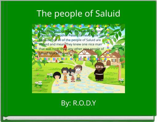 The people of Saluid