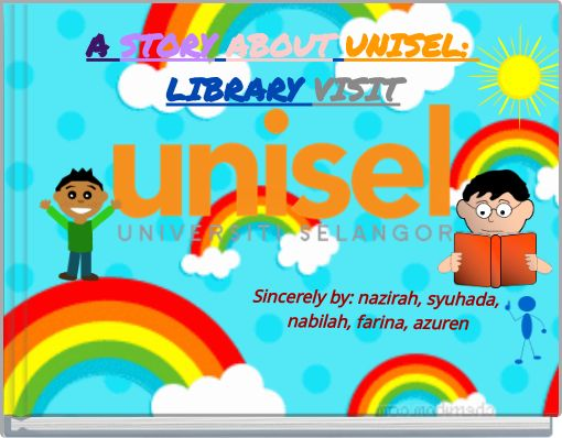 A STORY ABOUT UNISEL: LIBRARY VISIT