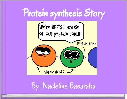 """Protein Synthesis"" - Free Books & Children's Stories ..."