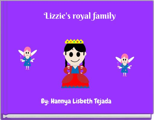 Lizzie's royal family