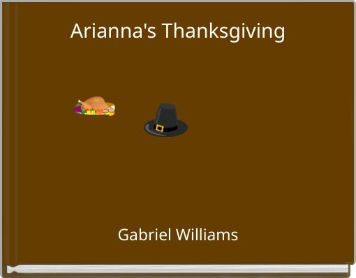 Arianna's Thanksgiving