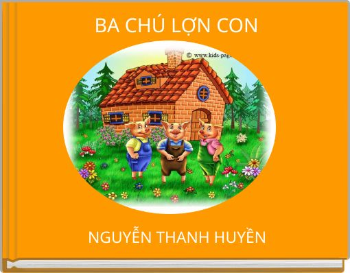 BA CHÚ LỢN CON