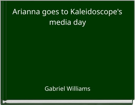 Arianna goes to Kaleidoscope's media day