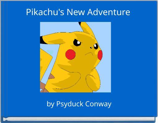 Pikachu's New Adventure