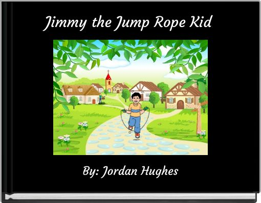 Jimmy the Jump Rope Kid