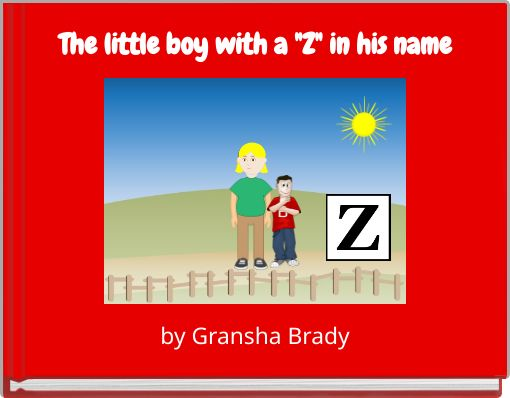 The little boy with a