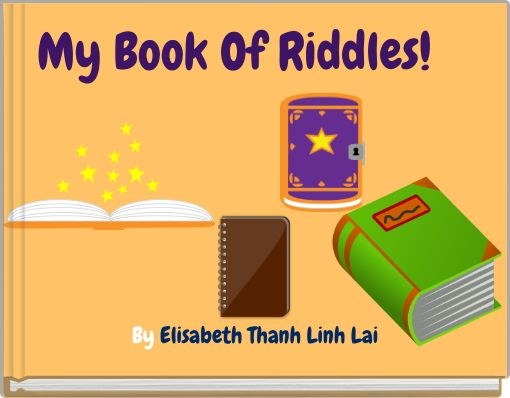 My Book Of Riddles!