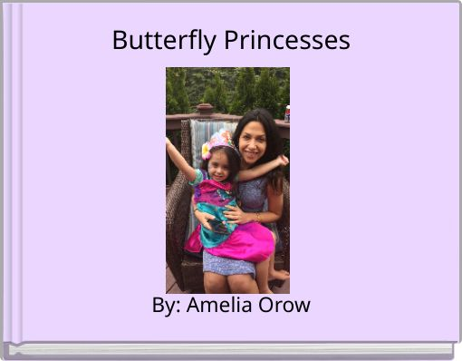 Butterfly Princesses