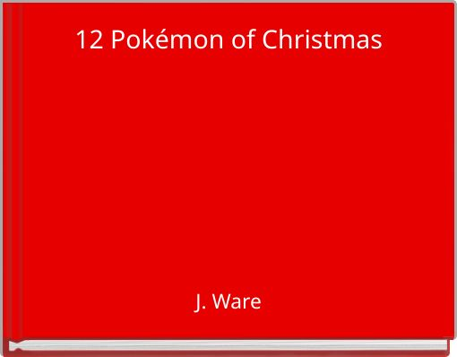 12 Pokémon of Christmas
