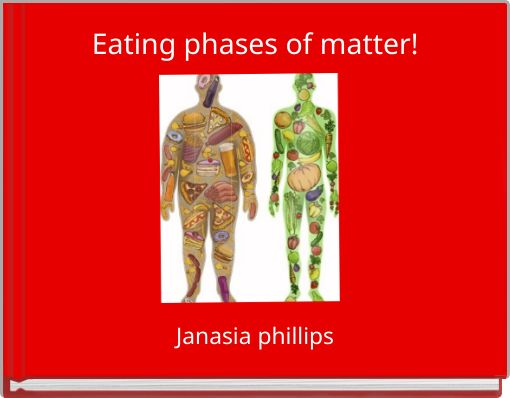Eating phases of matter!