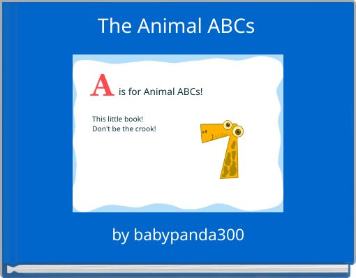 The Animal ABCs